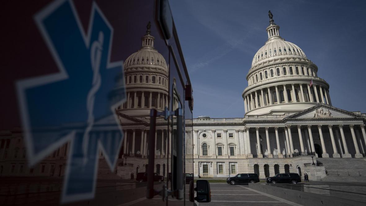 هیل: اعضای کنگره آمریکا از هر دو حزب کرونایی شده اند