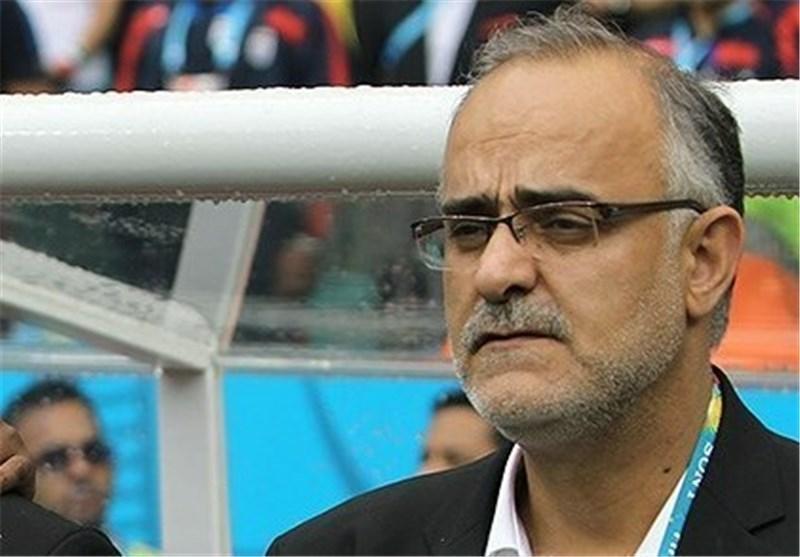 نامه نبی به اعضای مجمع عمومی فدراسیون فوتبال برای اصلاح موارد پیشنهادی اساسنامه