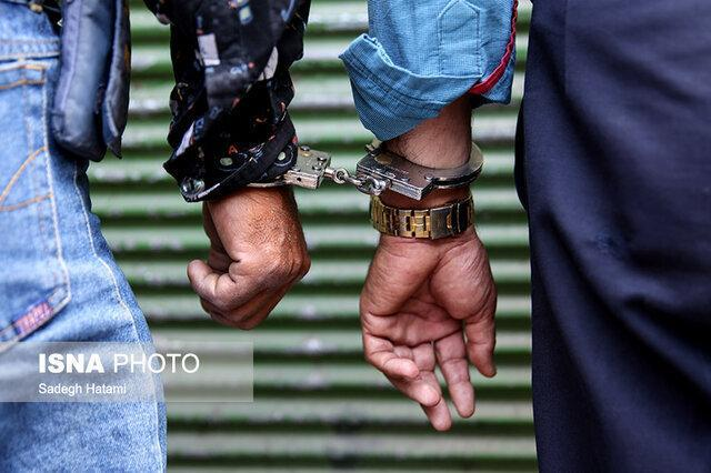 دستگیری متهمان سرقت های سریالی خودروهای مدل بالا در مشهد