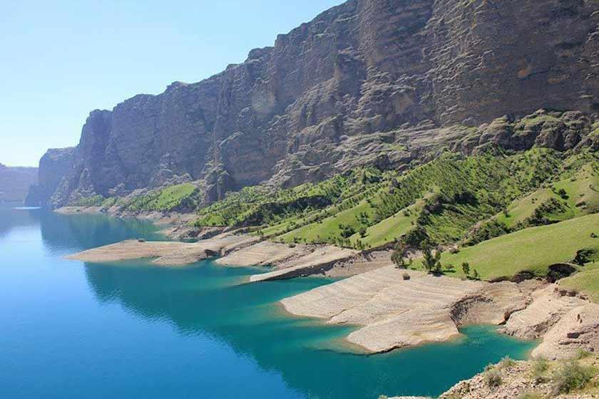 آشنایی با دریاچه شیهون ،دزفول