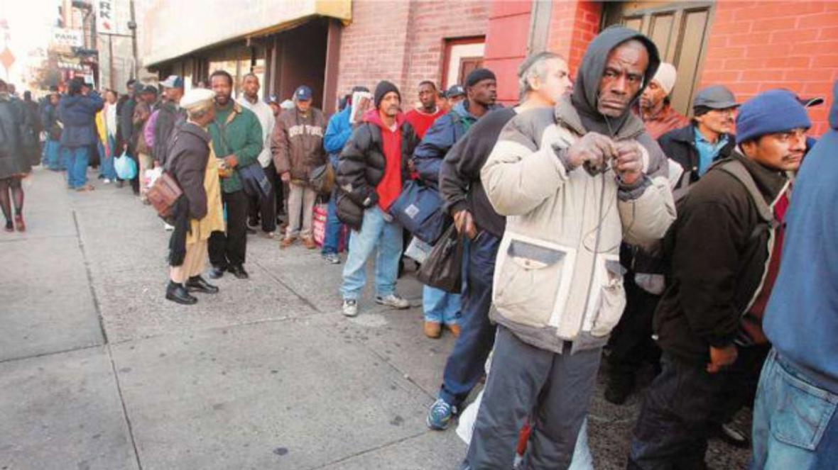کاخ سفید: نرخ بیکاری در آمریکا تا 20 درصد افزایش می یابد